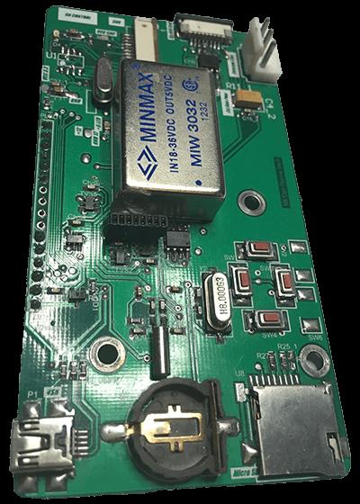 Battery management system controller