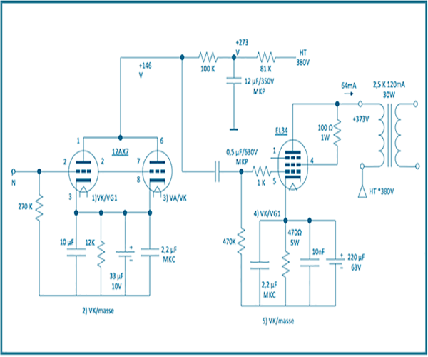 Electrical-engineering-Circuit-diagram-Lamp